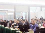 De nombreux correspondants étrangers couvrent le 12e Congrès national du PCV