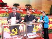 12e Congrès national du Parti : concentration intellectuelle et unité