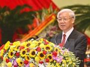 12e Congrès national du Parti : discours de clôture du secrétaire général Nguyen Phu Trong