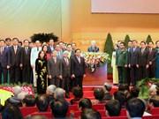 Clôture du 12e Congrès national du Parti communiste du Vietnam