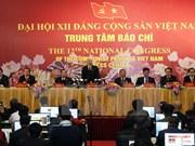 Le KPRF salue le succès du 12e Congrès national du PCV