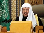 Le président du Conseil de la Choura d'Arabie saoudite au Vietnam
