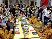 """HCM-Ville: fête culturelle et bouddiste """"Printemps des quatre points"""""""