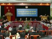 Conférence consultative sur les prochaines élections législatives