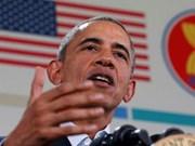 Le président américain appelle à atténuer les tensions en Mer Orientale