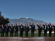 Déclaration du Sommet ASEAN-Etats-Unis