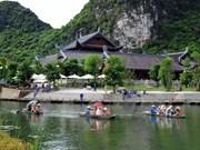 Approbation de l'aménagement du complexe paysager de Trang An
