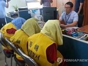 La République de Corée juge les auteurs de l'assassinat d'un Vietnamien