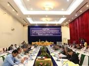 Bilan des dix ans de coopération pour le développement de la zone frontalière Laos-Vietnam