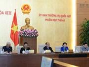 Le Comité permanent de l'AN salue le travail du chef de l'Etat