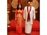 Dynamiser la coopération Vietnam-Sri Lanka