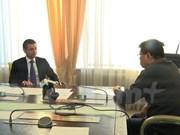 Coopération Vietnam-Russie dans la construction navale