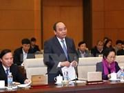 Le Comité permanent de l'AN discute du travail du gouvernement depuis 2011