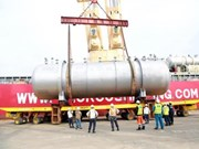Doosan Vina exporte des équipements de haute technologie en Turquie