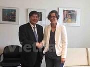 Le Vietnam et l'Allemagne renforcent la coopération entre leurs localités