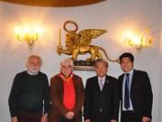 Venise va renforcer sa coopération avec le Vietnam