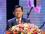 Le président Truong Tân Sang attendu en Tanzanie, au Mozambique et en Iran