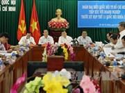 Truong Tan Sang rencontre les entrepreneurs