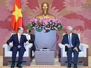 Justice: renforcement de la coopération Vietnam-Azerbaïdjan