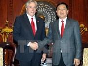 Le conseiller principal du secrétaire d'Etat américain à Ho Chi Minh-Ville
