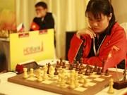 Ouverture du tournoi international d'échecs HDBank à Hô Chi Minh-Ville