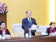 Clôture de la 46e session du Comité permanent de l'AN