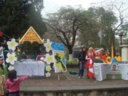 La Journée internationale de la Francophonie fêtée à Hanoi