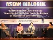Le Vietnam participe au dialogue de l'ASEAN sur le droit international