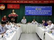 HCM-Ville adopte la liste préliminaire des candidats aux législatives