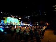 Hanoi fait écho à la campagne Heure de la Terre