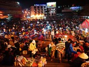 Dalat et son marché nocturne