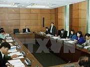 AN : débat en groupes sur les rapports de fin de mandat