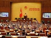 L'Assemblée nationale approuve la démission de son président
