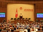 L'Assemblée nationale élit son nouveau président aujourd'hui