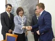 Renforcement de la coopération économique et culturelle Vietnam-Slovaquie
