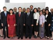 Félicitations aux Cambodgiens à l'occasion de la Fête Chol Chnam Thmay