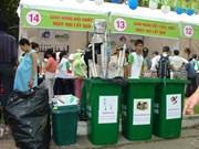 Hô Chi Minh-Ville: La 9è fête de recyclage des déchets