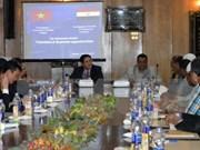 Le Vietnam souhaite accueillir davantage d'entreprises égyptiennes