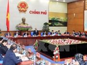 Première réunion du gouvernement sous l'égide du nouveau PM Nguyen Xuan Phuc
