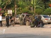 La Thaïlande renforce la sécurité dans les lieux publics
