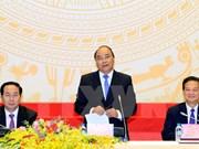 Rencontre des membres du gouvernement des 12ème et 13ème mandats