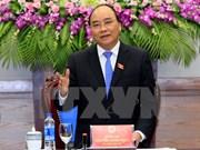 Tâches assignées au Premier ministre et à ses adjoints