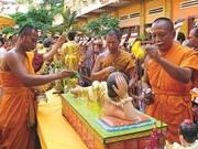 Les Khmers de Ho Chi Minh-Ville célèbrent leur Nouvel An