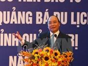 Conférence de promotion de l'investissement et du tourisme à Quang Tri