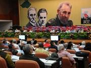 Le peuple cubain héroïque avance fermement sur la voie du socialisme