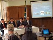 Vietnam-Afrique du Sud renforcent leur coopération dans le transport maritime
