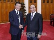 Le PM Nguyen Xuan Phuc reçoit le président du groupe sud-coréen Kumho Asiana