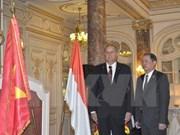 Ouverture du bureau du consul honoraire du Vietnam à Monaco