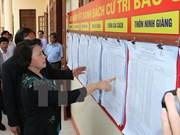 Elections à l'AN et aux Conseils populaires : inspections des préparatifs