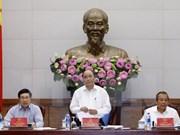Le PM demande de supprimer les obstacles à la production et au commerce